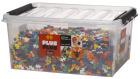 Plus-Plus mini, Basicfarger ass. 6000 stk i kasse