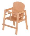 Barnestol med ramme, ikke justerbar