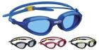 Svømmebriller  Sort - latex