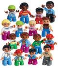 Lego Duplo verdens barn, 16 deler