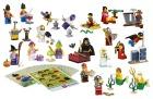 Lego Eventyrfigurer, 213 deler