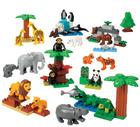 UTGÅTT Lego Duplo Ville dyr sett, 98 deler