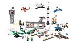 Lego Romfart og flyplass, 1176 deler