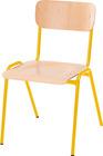 Voksenstolen Per 46 cm, gult understell