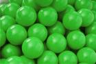 Baller til ballbasseng, Ø6 cm, grønne, 500 stk