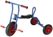Milas trehjulssykkel