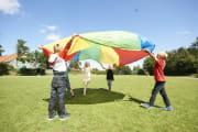 Fallskjerm 3,5 m