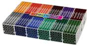 Colortime Tusj, 5mm strek, 288 ass, suppl. farger