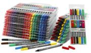 Colortime Dobbeltusj, 2,3+3,6mm strek, 260 ass.
