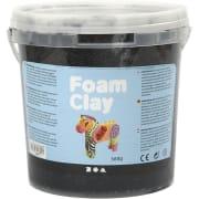 Foam Clay, 560 g, sort