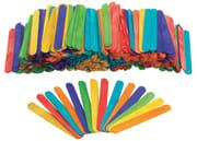 Store ispinner farget, 500 stk.