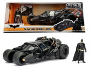 Batmans Batmobil, 20 cm med batman figur