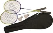 Badminton hobbysett  Veske, 2 racketer, 2 baller