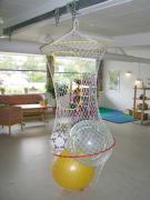 Ballnett  Ideell til store baller