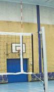 Antenne sett volleyball  Komplett med lomme