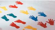 Hånd + fot 44 deler