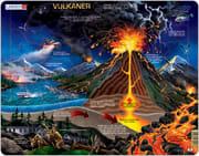 Puslespill, Vulkaner