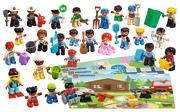 Lego Duplo mennesker, 44 deler