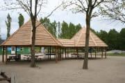 8-kantet Grillhus, Dobbelt