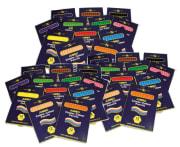 MILAS  tykke fargeblyanter 432 stk/ass