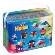 Hama Perler 30000 transparent mix