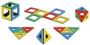 Magnetisk Polydron, 96 deler