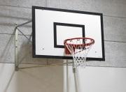 Basketballstativ 120cm  Til montering på vegg