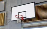 Basketstativ 120 cm innsving  Med håndskrue
