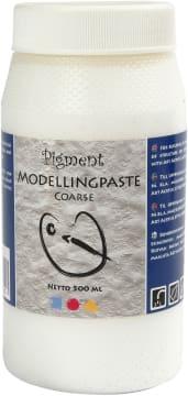 Pigment Modelleringspasta, 500 ml, grov