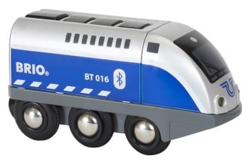 BRIO App-styrt lokomotiv