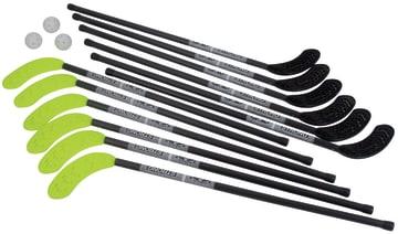 Hockey Hit strong 12 stk.  113 cm. inkl. blad.