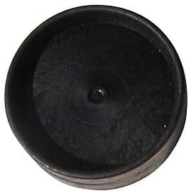 Hockey puck svart