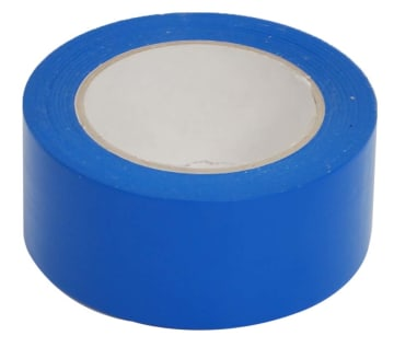 Tape til hallgulv (blå)