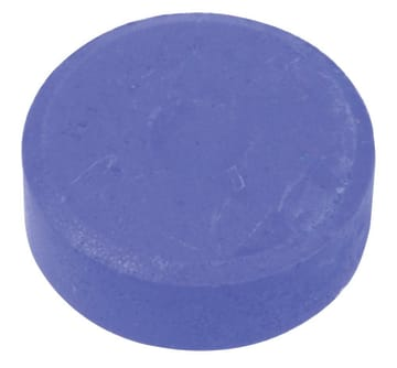 Vannfarge, D:44mm, H:16mm, 6stk, blå