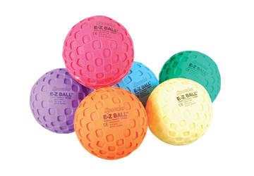 E-Z balls 6 stk. Ø10 cm