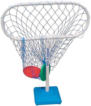 Frisbee golf stander  1 stk + 2 stk std. frisbee