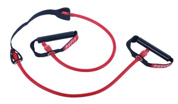 Exer-tube Hard/rød  Super-tube