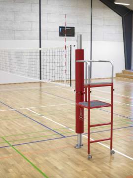 Volleyballantenne Asics  Inkl. sidebånd