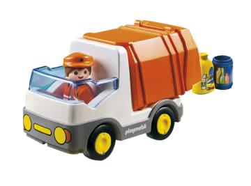 Playmobil søppelbil