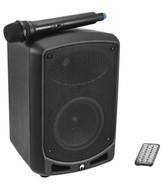 Trådløs høyttaler inkl. mikrofon