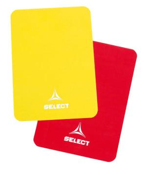Dommerkort rød-gul