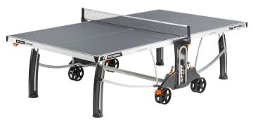Bordtennisbord 500 outdoor  sport compact technology