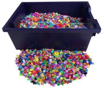 Milas perlekasse, 5 kg i kasse med lokk