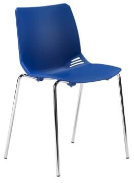 Alexia stablestol, blå