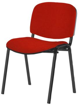 Easy stablestol rød