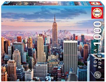 Educa puslespill 1000 brikker, Manhattan