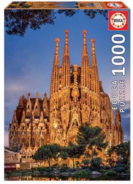 Educa puslespill 1000 brikker, La Sagrada Famiglia
