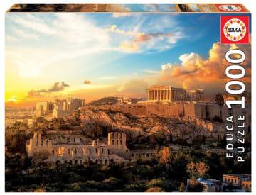 Educa puslespill 1000 brikker, Akropolis Aten