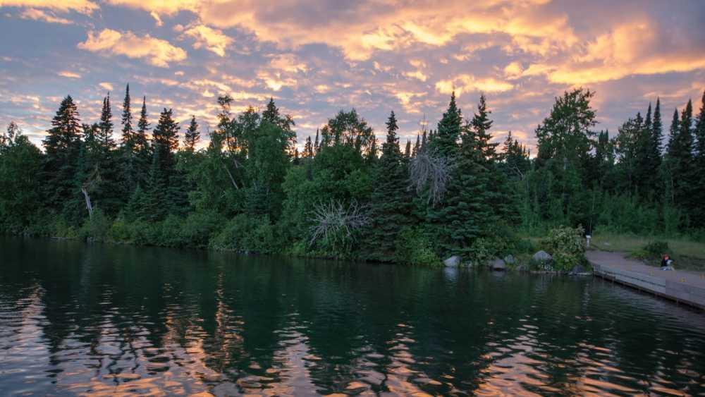 Isle Royale National Park Michigan