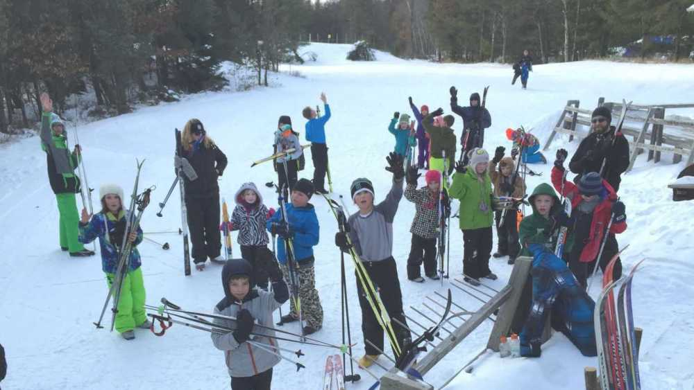 Free Beginner Ski Lesson - Photo 1